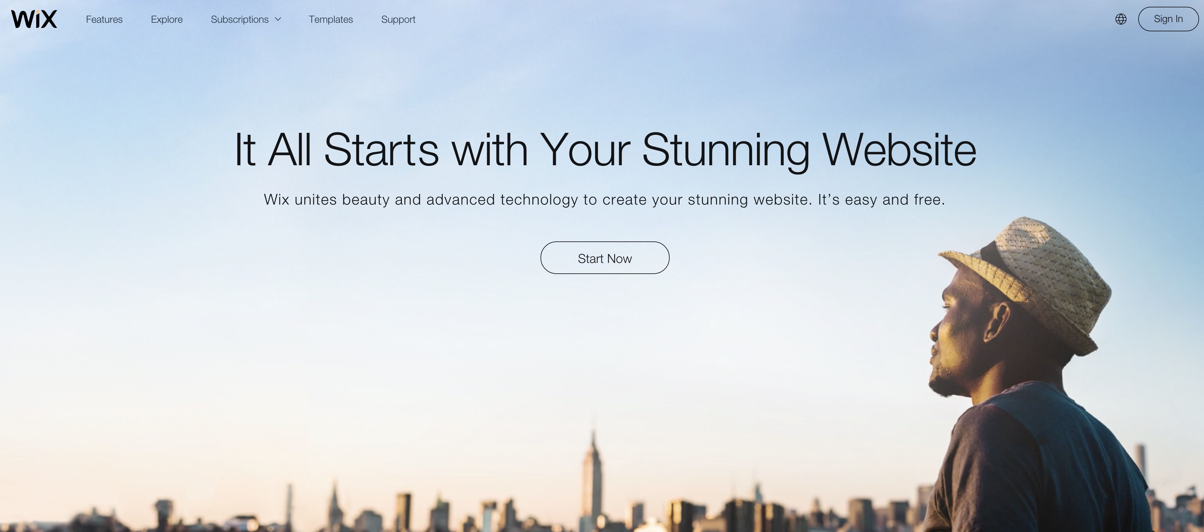 Website Builder - Build Your Own Free Website - WittyThemes