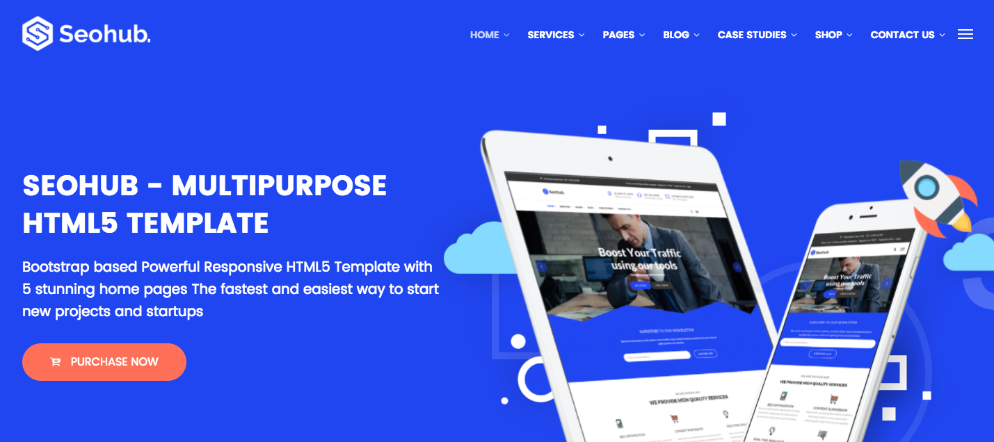 Best Website Templates of 2017 | WittyThemes