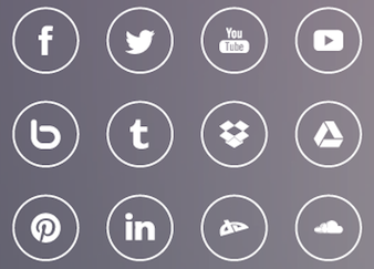 iOS-7-Style-Social-Icons